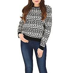 Sugarhill Boutique - Multicoloured aztec sweater