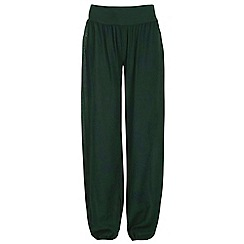 NandWillow - Green fusion slouchies