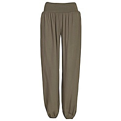 NandWillow - Light brown plain slouchies