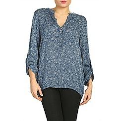 NandWillow - Grey easy bramble blouse