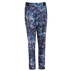 Damned Delux - Multicoloured felicity printed trousers