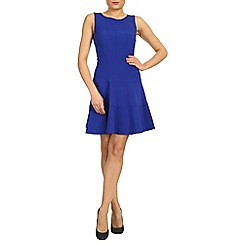 Closet - Blue t band dress