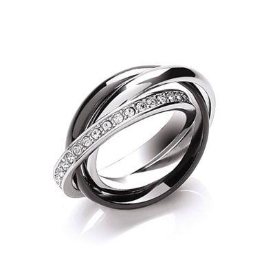 Buckey ondon Siver russian ring - . -