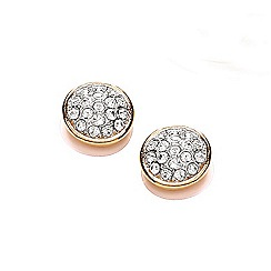 Buckley London - Multicoloured pizza stud earrings