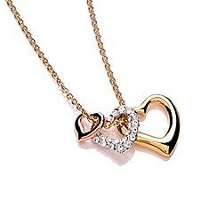 Buckley London - Multicoloured heart pendant