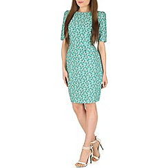 Sugarhill Boutique - Green very cherry dress