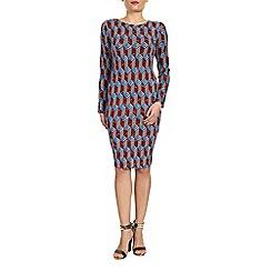 Indulgence - Multicoloured midi dress