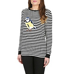 Sugarhill Boutique - Black songbird jumper