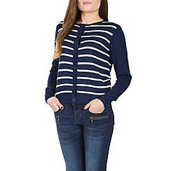 Sugarhill Boutique - Navy masie cardigan