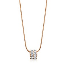 Buckley London - Rose cube charm pendant