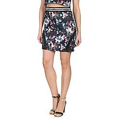 Damned Delux - Multicoloured peyton skirt