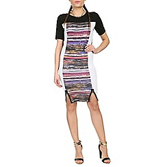 Damned Delux - Multicoloured gemma dress