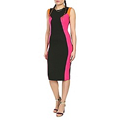 Damned Delux - Pink william dress