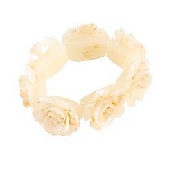 Ziba - Beige carina bracelet