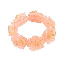 Ziba - Pink angelica bracelet