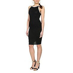 Damned Delux - Black sunny dress