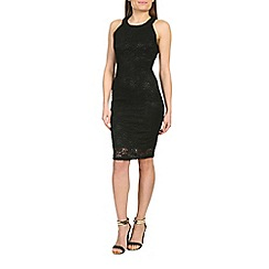Alice & You - Black lace bodycon dress