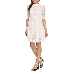 Alice & You - White lace skater dress