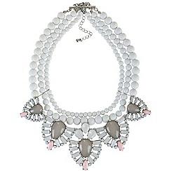Ziba - Multicoloured laura necklace