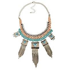 Ziba - Multicoloured ilaria necklace