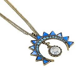 Ziba - Multicoloured sara necklace