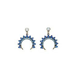 Ziba - Multicoloured francesca earring