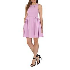 Cutie - Multi skater style dress