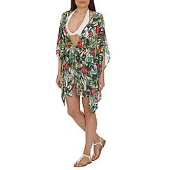 Alice & You - White floaty wing kaftan