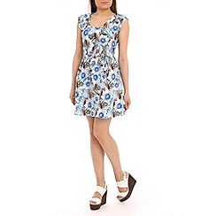 Sugarhill Boutique - Blue gemma dress