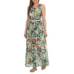 Alice & You - White belted maxi dress
