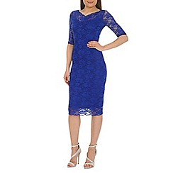 Jolie Moi - Royal lace dress