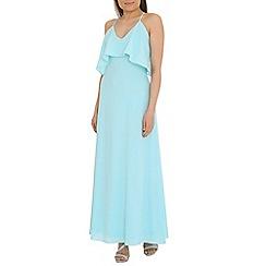 Alice & You - Light blue layered cami maxi dress
