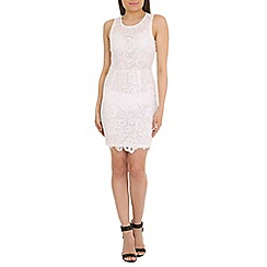Alice & You - White lace bodycon dress