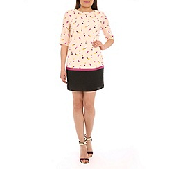 Sugarhill Boutique - Multicoloured ice lolly print tunic dress