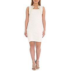 Indulgence - Cream bodycon dress
