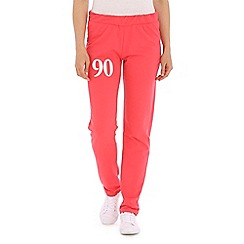 Indulgence - Pink tracksuit bottoms