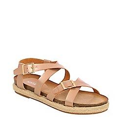 Alice & You - Pink buckle gladiator sandal