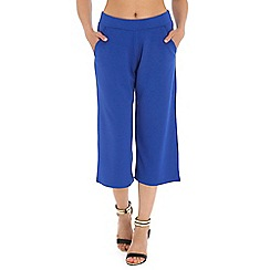Damned Delux - Blue capri trousers