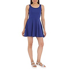 Damned Delux - Royal windsor skater dress