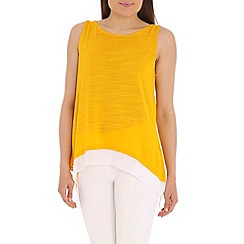 Damned Delux - Yellow cersei top