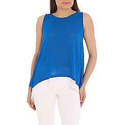Damned Delux - Blue cersei top