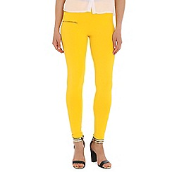 Damned Delux - Yellow sucre leggings