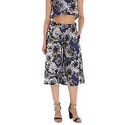 Damned Delux - Multi-coloured Amalfi culottes