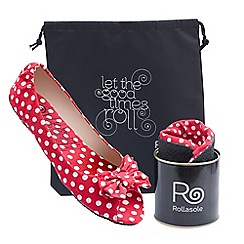 Rollasole - Red dotty for you