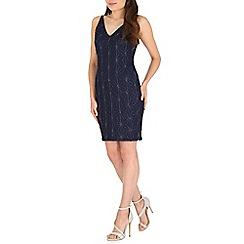 RubyRay - Blue star beaded dress