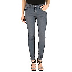 Mr Freedom - Light blue britt skinny mid rise jeans