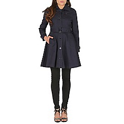 Sugarhill Boutique - Navy kerry mac jacket