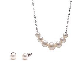 Kyoto Pearl - White pearl set