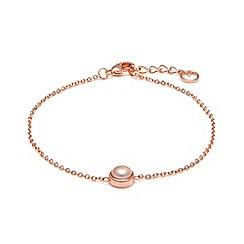 Kyoto Pearl - Rose bracelet