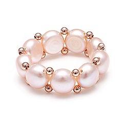 Kyoto Pearl - Pink ring